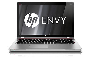 HP ENVY 17 3D edition Customizable Notebook PC
