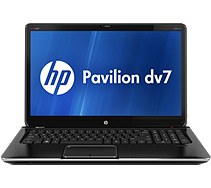 HP dv6tqe series 15.6 inch 8GB LED Notebook Computer with 3Rd 2.3Ghz Intel Core i7-3610QM Processor, 750GB HDD, Webcam, Blu-Ray Drive