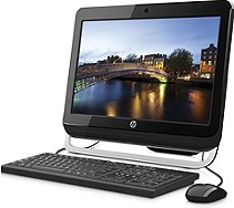 "20.0"" Desktop PC"