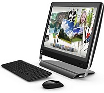 "23.0"" Intel Core i5 Quad Core Desktop PC"