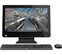 "21.5"" Intel Core i7 Quad Core 3G Desktop PC"