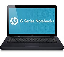 HP G62x customizable Notebook PC