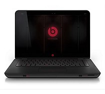 HP ENVY 14-2050SE Notebook PC, Beats Edition, black aluminum