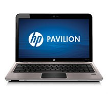 HP Pavilion dm4-1160us Notebook PC, stream argento design, brushed aluminum
