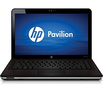 HP Pavilion dv5t customizable Notebook PC